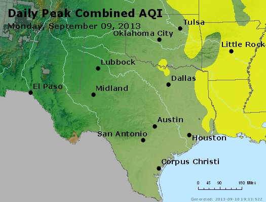 Peak AQI - http://files.airnowtech.org/airnow/2013/20130909/peak_aqi_tx_ok.jpg