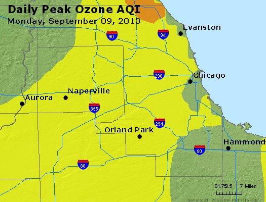 Peak Ozone (8-hour) - http://files.airnowtech.org/airnow/2013/20130909/peak_o3_chicago_il.jpg