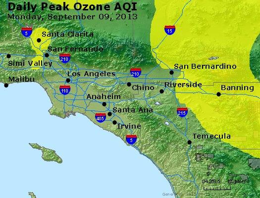 Peak Ozone (8-hour) - http://files.airnowtech.org/airnow/2013/20130909/peak_o3_losangeles_ca.jpg