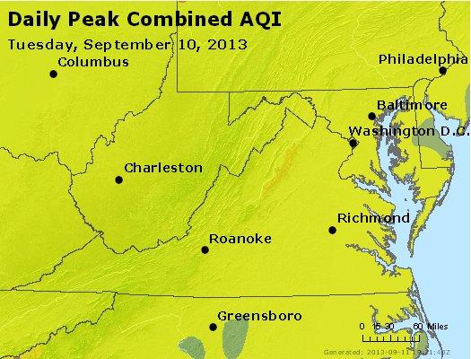 Peak AQI - http://files.airnowtech.org/airnow/2013/20130910/peak_aqi_va_wv_md_de_dc.jpg