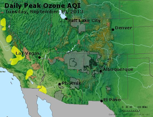 Peak Ozone (8-hour) - http://files.airnowtech.org/airnow/2013/20130910/peak_o3_co_ut_az_nm.jpg