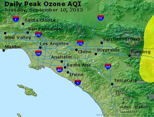 Peak Ozone (8-hour) - http://files.airnowtech.org/airnow/2013/20130910/peak_o3_losangeles_ca.jpg