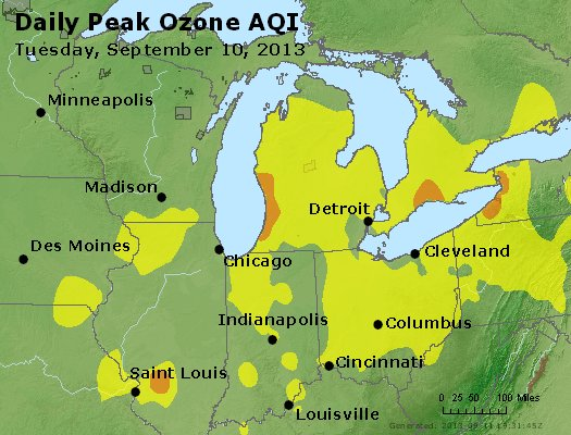 Peak Ozone (8-hour) - http://files.airnowtech.org/airnow/2013/20130910/peak_o3_mi_in_oh.jpg