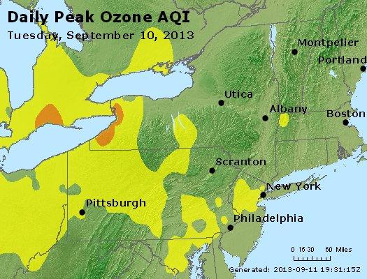 Peak Ozone (8-hour) - http://files.airnowtech.org/airnow/2013/20130910/peak_o3_ny_pa_nj.jpg