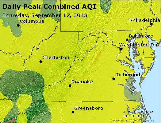 Peak AQI - http://files.airnowtech.org/airnow/2013/20130912/peak_aqi_va_wv_md_de_dc.jpg