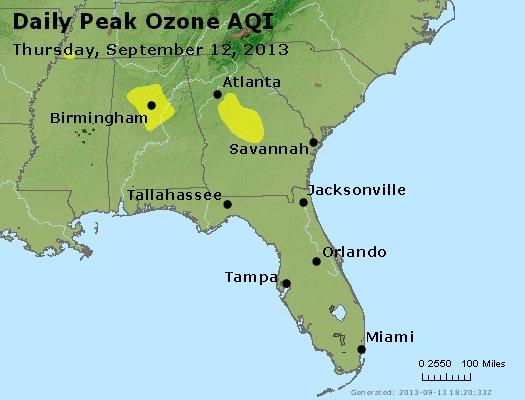 Peak Ozone (8-hour) - http://files.airnowtech.org/airnow/2013/20130912/peak_o3_al_ga_fl.jpg