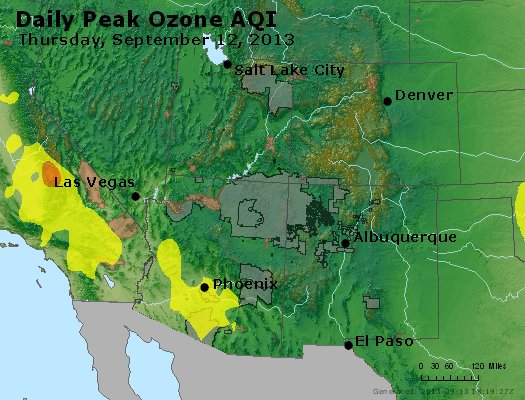 Peak Ozone (8-hour) - http://files.airnowtech.org/airnow/2013/20130912/peak_o3_co_ut_az_nm.jpg