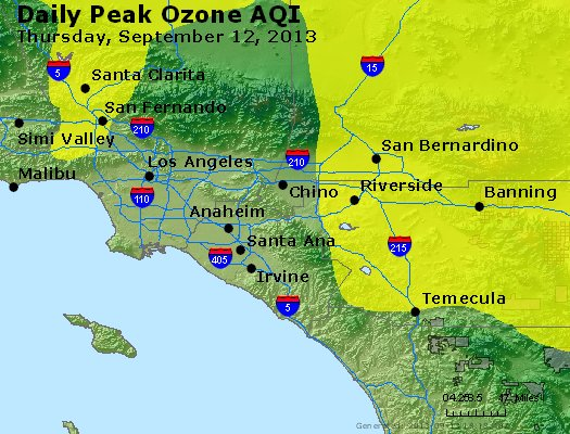 Peak Ozone (8-hour) - http://files.airnowtech.org/airnow/2013/20130912/peak_o3_losangeles_ca.jpg