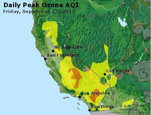 Peak Ozone (8-hour) - http://files.airnowtech.org/airnow/2013/20130913/peak_o3_ca_nv.jpg
