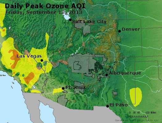 Peak Ozone (8-hour) - http://files.airnowtech.org/airnow/2013/20130913/peak_o3_co_ut_az_nm.jpg