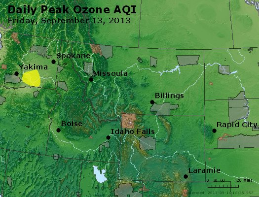 Peak Ozone (8-hour) - http://files.airnowtech.org/airnow/2013/20130913/peak_o3_mt_id_wy.jpg