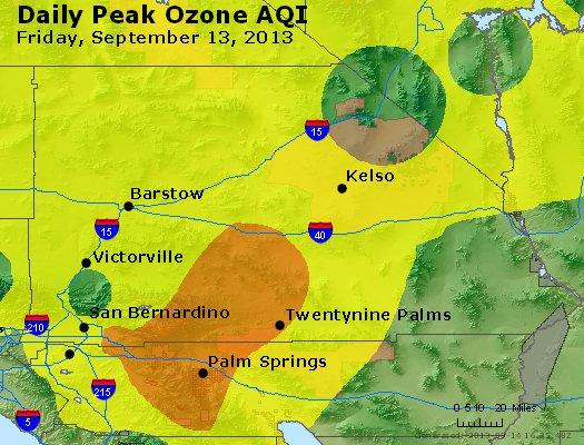 Peak Ozone (8-hour) - http://files.airnowtech.org/airnow/2013/20130913/peak_o3_sanbernardino_ca.jpg