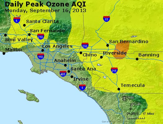 Peak Ozone (8-hour) - http://files.airnowtech.org/airnow/2013/20130916/peak_o3_losangeles_ca.jpg