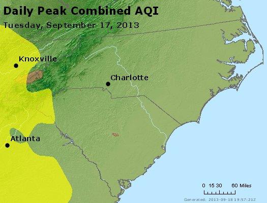 Peak AQI - http://files.airnowtech.org/airnow/2013/20130917/peak_aqi_nc_sc.jpg