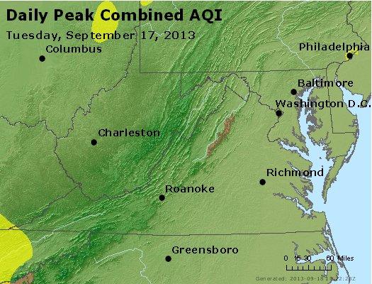 Peak AQI - http://files.airnowtech.org/airnow/2013/20130917/peak_aqi_va_wv_md_de_dc.jpg