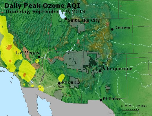 Peak Ozone (8-hour) - http://files.airnowtech.org/airnow/2013/20130919/peak_o3_co_ut_az_nm.jpg