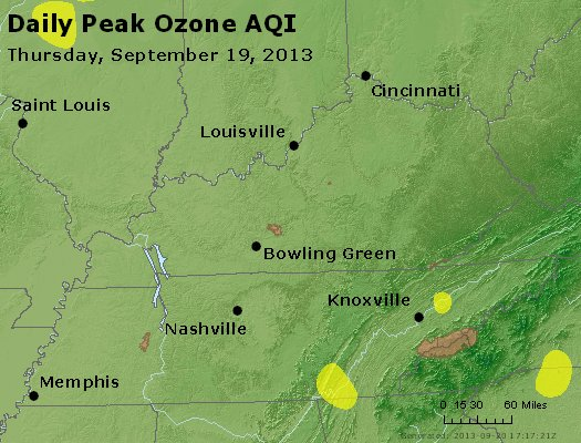 Peak Ozone (8-hour) - http://files.airnowtech.org/airnow/2013/20130919/peak_o3_ky_tn.jpg