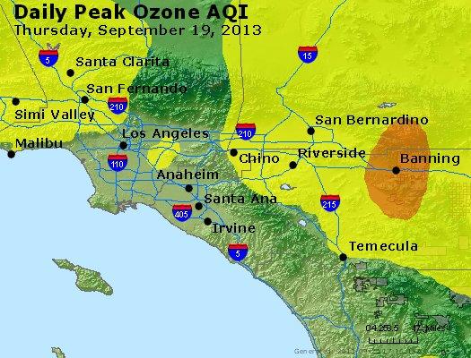 Peak Ozone (8-hour) - http://files.airnowtech.org/airnow/2013/20130919/peak_o3_losangeles_ca.jpg