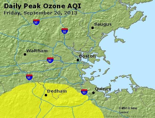 Peak Ozone (8-hour) - http://files.airnowtech.org/airnow/2013/20130920/peak_o3_boston_ma.jpg