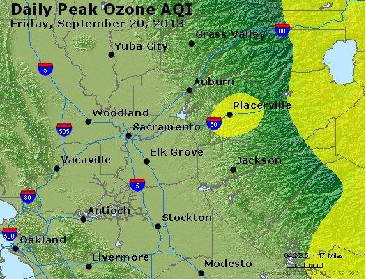 Peak Ozone (8-hour) - http://files.airnowtech.org/airnow/2013/20130920/peak_o3_sacramento_ca.jpg