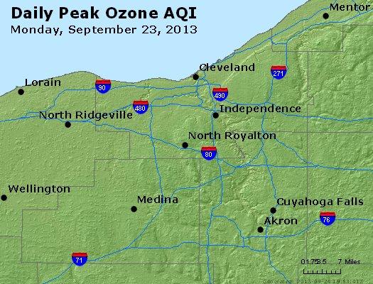 Peak Ozone (8-hour) - http://files.airnowtech.org/airnow/2013/20130923/peak_o3_cleveland_oh.jpg