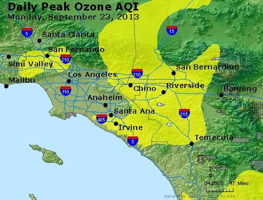 Peak Ozone (8-hour) - http://files.airnowtech.org/airnow/2013/20130923/peak_o3_losangeles_ca.jpg
