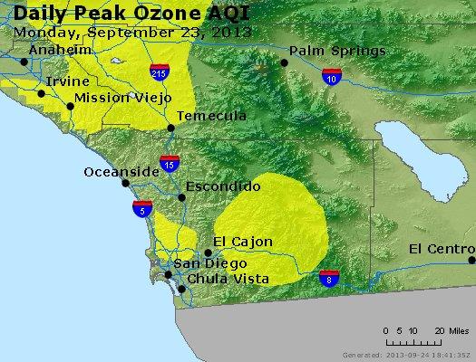 Peak Ozone (8-hour) - http://files.airnowtech.org/airnow/2013/20130923/peak_o3_sandiego_ca.jpg