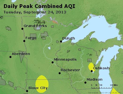Peak AQI - http://files.airnowtech.org/airnow/2013/20130924/peak_aqi_mn_wi.jpg