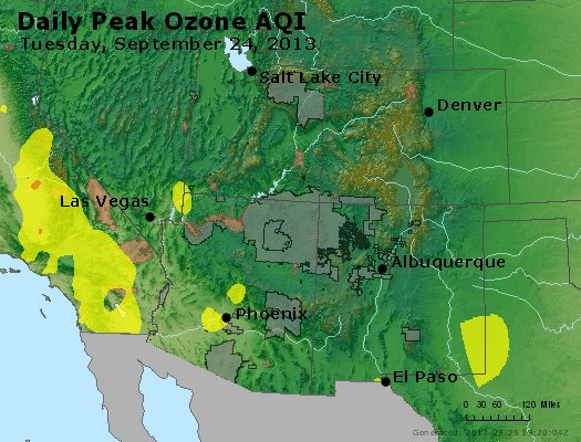 Peak Ozone (8-hour) - http://files.airnowtech.org/airnow/2013/20130924/peak_o3_co_ut_az_nm.jpg