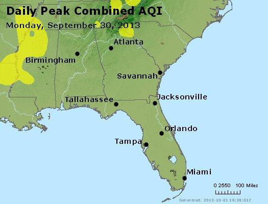 Peak AQI - http://files.airnowtech.org/airnow/2013/20130930/peak_aqi_al_ga_fl.jpg