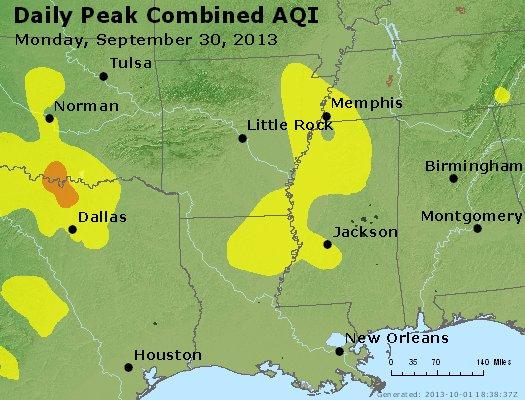 Peak AQI - http://files.airnowtech.org/airnow/2013/20130930/peak_aqi_ar_la_ms.jpg