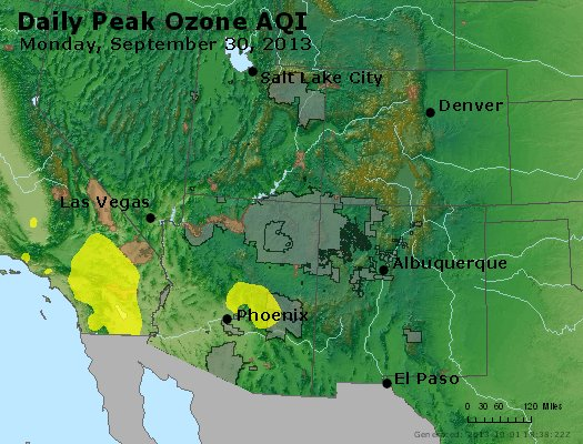 Peak Ozone (8-hour) - http://files.airnowtech.org/airnow/2013/20130930/peak_o3_co_ut_az_nm.jpg