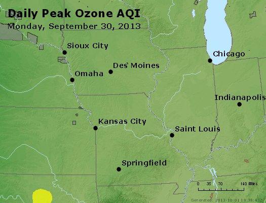 Peak Ozone (8-hour) - http://files.airnowtech.org/airnow/2013/20130930/peak_o3_ia_il_mo.jpg