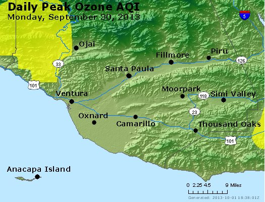 Peak Ozone (8-hour) - http://files.airnowtech.org/airnow/2013/20130930/peak_o3_ventura.jpg