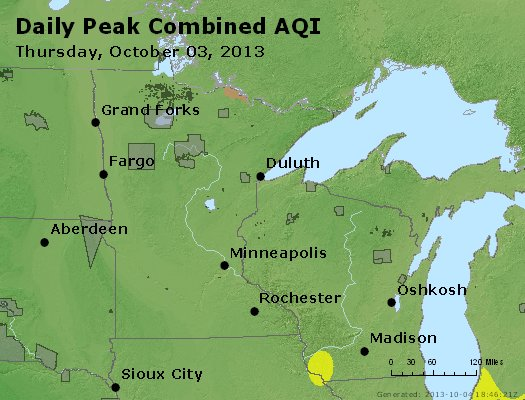 Peak AQI - http://files.airnowtech.org/airnow/2013/20131003/peak_aqi_mn_wi.jpg