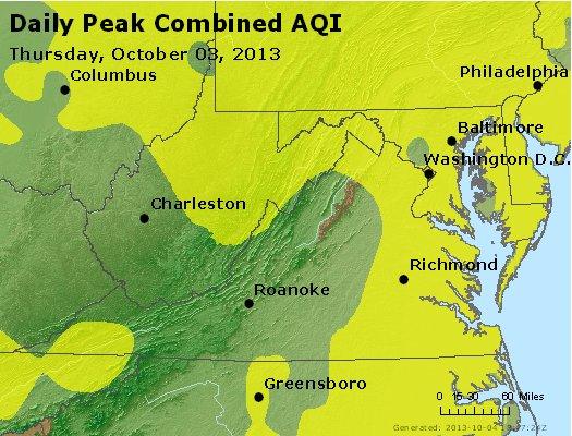 Peak AQI - http://files.airnowtech.org/airnow/2013/20131003/peak_aqi_va_wv_md_de_dc.jpg