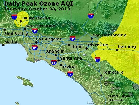 Peak Ozone (8-hour) - http://files.airnowtech.org/airnow/2013/20131003/peak_o3_losangeles_ca.jpg