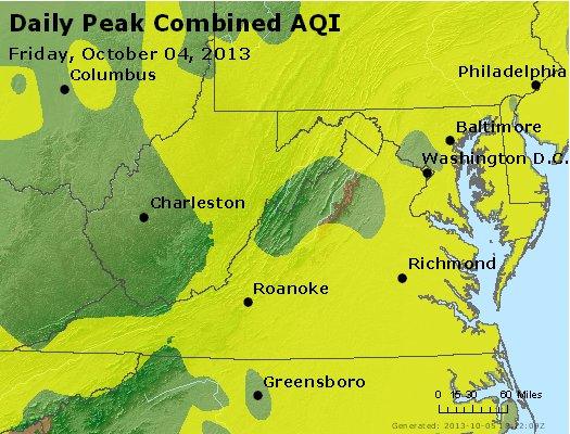 Peak AQI - http://files.airnowtech.org/airnow/2013/20131004/peak_aqi_va_wv_md_de_dc.jpg