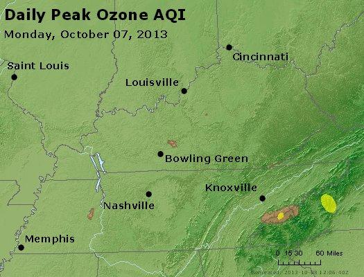 Peak Ozone (8-hour) - http://files.airnowtech.org/airnow/2013/20131007/peak_o3_ky_tn.jpg