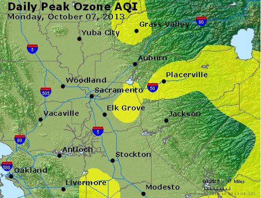 Peak Ozone (8-hour) - http://files.airnowtech.org/airnow/2013/20131007/peak_o3_sacramento_ca.jpg