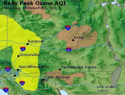 Peak Ozone (8-hour) - http://files.airnowtech.org/airnow/2013/20131007/peak_o3_sanbernardino_ca.jpg