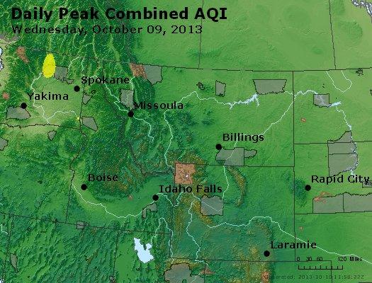 Peak AQI - http://files.airnowtech.org/airnow/2013/20131009/peak_aqi_mt_id_wy.jpg