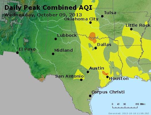 Peak AQI - http://files.airnowtech.org/airnow/2013/20131009/peak_aqi_tx_ok.jpg
