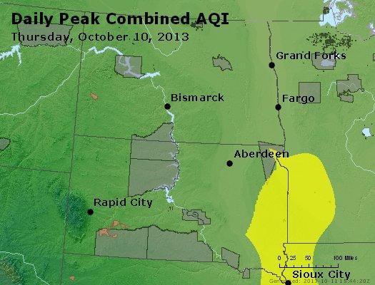 Peak AQI - http://files.airnowtech.org/airnow/2013/20131010/peak_aqi_nd_sd.jpg