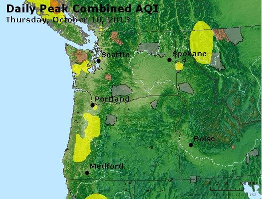 Peak AQI - http://files.airnowtech.org/airnow/2013/20131010/peak_aqi_wa_or.jpg