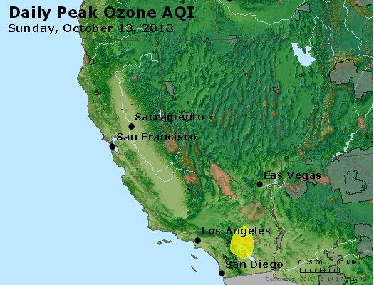 Peak Ozone (8-hour) - http://files.airnowtech.org/airnow/2013/20131013/peak_o3_ca_nv.jpg