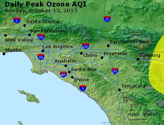 Peak Ozone (8-hour) - http://files.airnowtech.org/airnow/2013/20131013/peak_o3_losangeles_ca.jpg