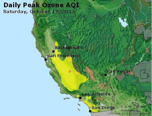Peak Ozone (8-hour) - http://files.airnowtech.org/airnow/2013/20131019/peak_o3_ca_nv.jpg