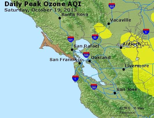 Peak Ozone (8-hour) - http://files.airnowtech.org/airnow/2013/20131019/peak_o3_sanfrancisco_ca.jpg