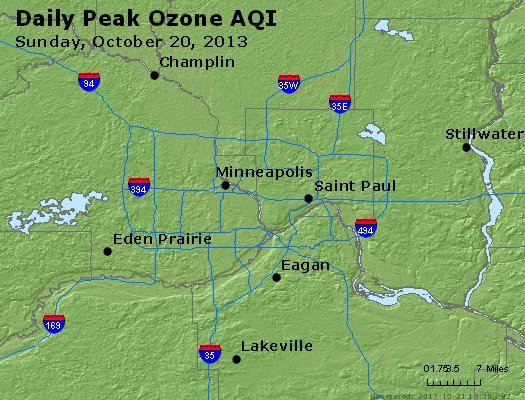 Peak Ozone (8-hour) - http://files.airnowtech.org/airnow/2013/20131020/peak_o3_minneapolis_mn.jpg